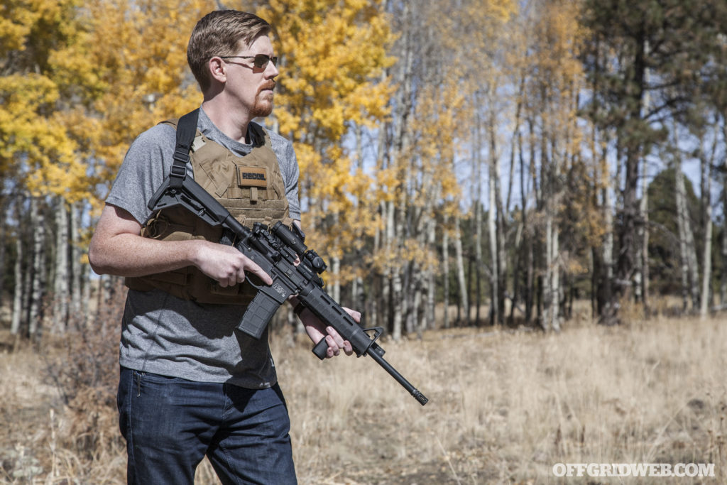 Front Toward Enemy: Survival Plate Carriers & Chest Rigs