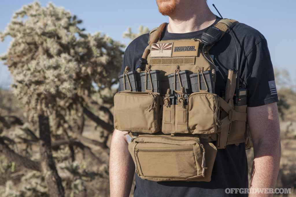 Plate Carrier Setup: Upgrading the TYR Tactical PICO-DS